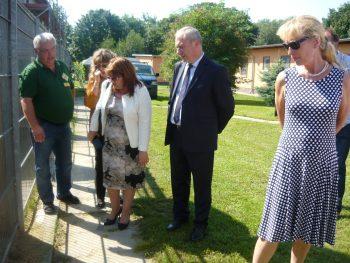 Besuch aus der bulgarischen Partnerstadt Targowitsche
