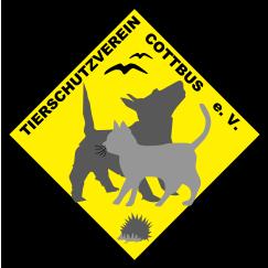 Logo Tierschutzverein Cottbus e.V. – Tierheim