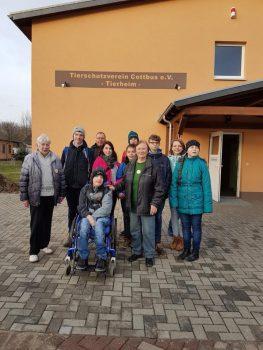 Besuch von der Bauhausschule