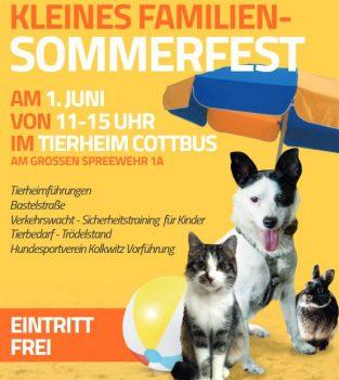 Sommerfest am 1. Juni